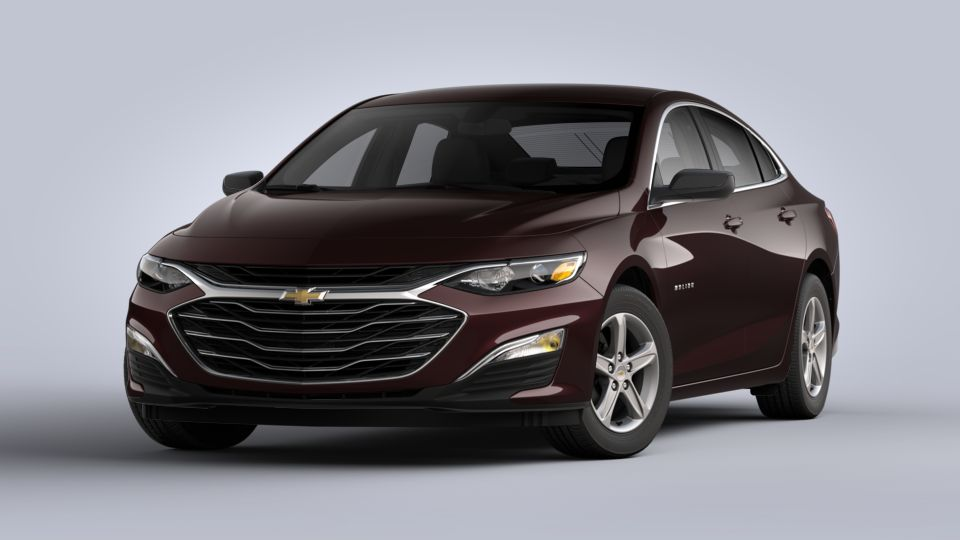 2020 Chevrolet Malibu Vehicle Photo in San Angelo, TX 76903