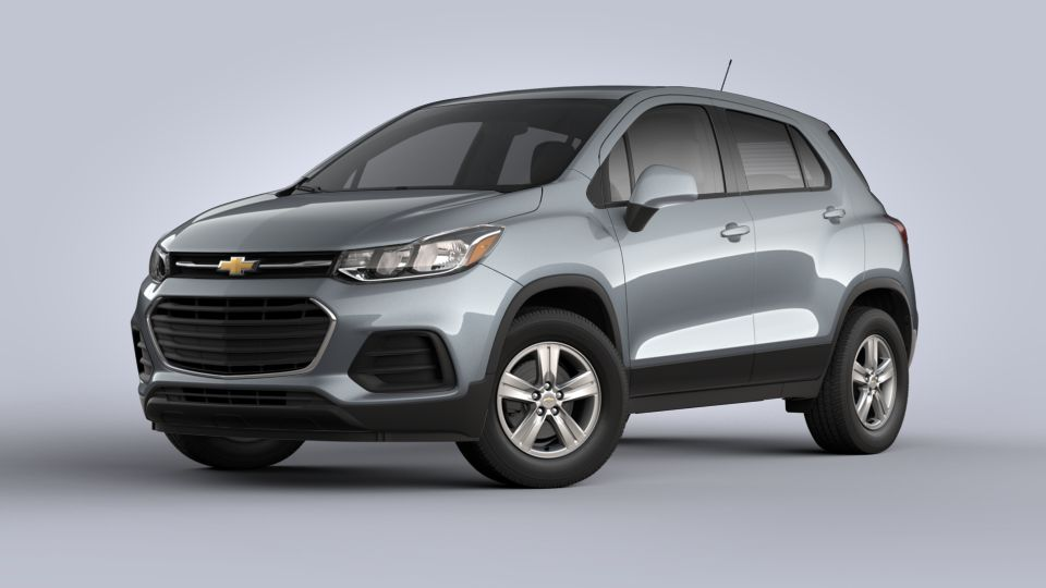 2020 Chevrolet Trax Vehicle Photo in Ellwood City, PA 16117