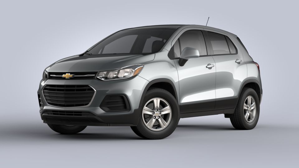 2020 Chevrolet Trax Vehicle Photo in Manhattan, KS 66502
