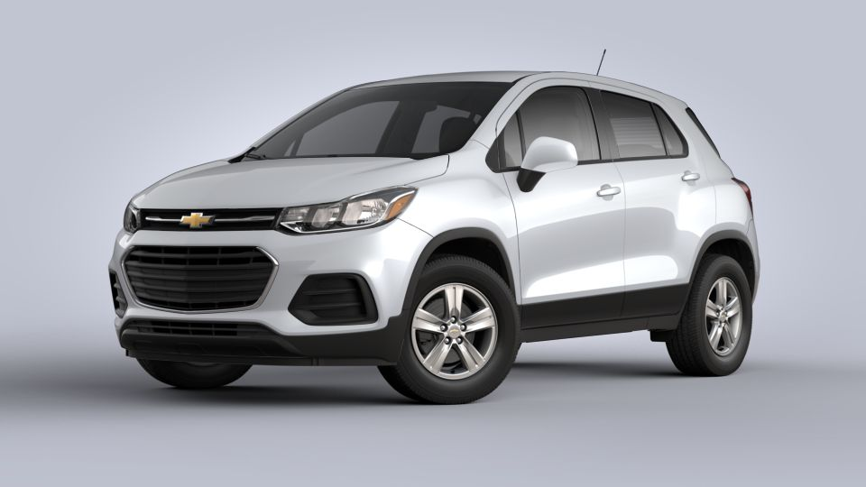 2020 Chevrolet Trax Vehicle Photo in Albuquerque, NM 87114