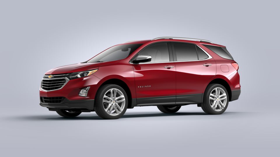 2020 Chevrolet Equinox Vehicle Photo in Columbia, MO 65203-3903