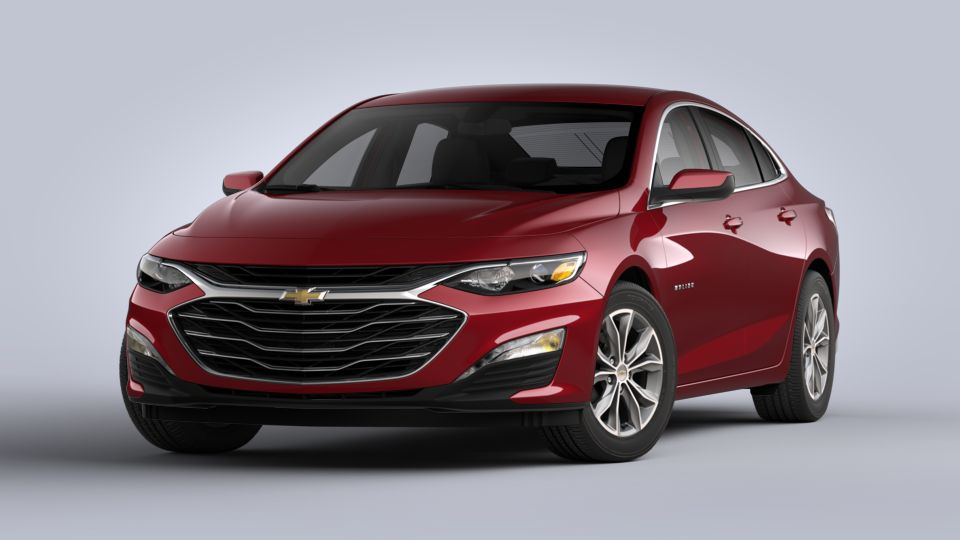 2020 Chevrolet Malibu Vehicle Photo in Reese, MI 48757