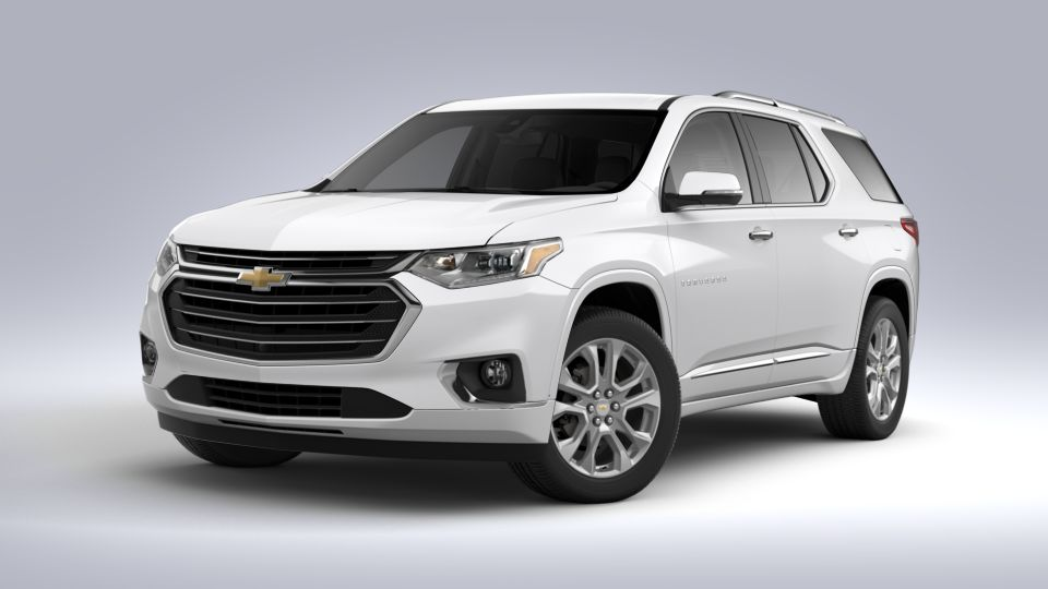 2020 Chevrolet Traverse Vehicle Photo in Helena, MT 59601