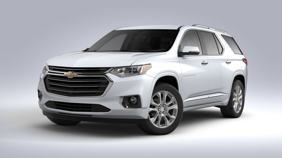 2020 Chevrolet Traverse Vehicle Photo in Worthington, MN 56187
