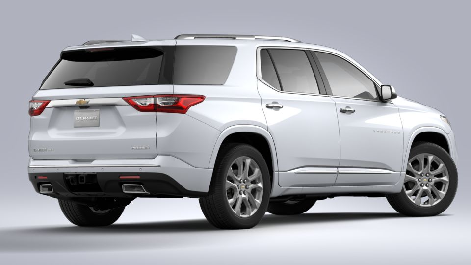 Summit White 2020 Chevrolet Traverse for Sale in ...
