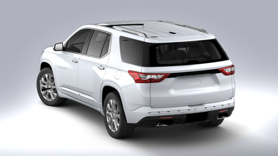 Test Drive this 2020 Summit White Chevrolet Traverse at ...