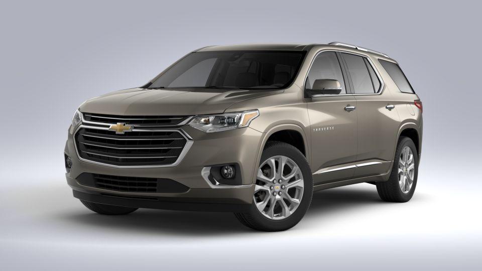 Minocqua Stone Gray Metallic 2020 Chevrolet Traverse: New ...