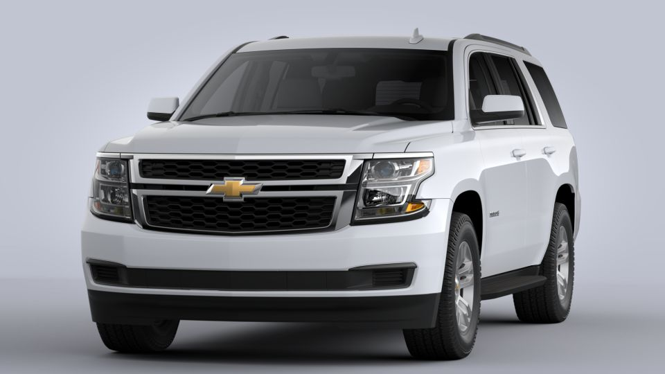 New 2020 Summit White Chevrolet Tahoe 2WD LS For Sale in ...
