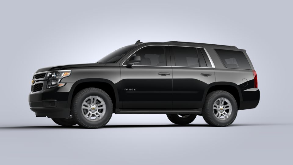 Chevy Tahoe Lease Prices >> New 2020 Black Chevrolet Tahoe 4WD LS For Sale in mn | 205037