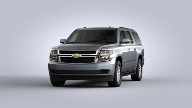 Suburban Ann Arbor >> Clinton Satin Steel Metallic 2020 Chevrolet Suburban New