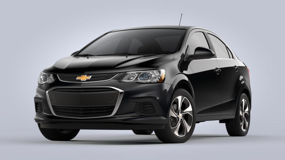 2020 Chevrolet Sonic Vehicle Photo in Greensboro, NC 27407