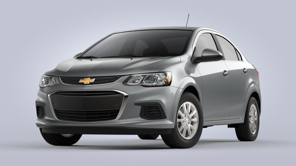 2020 Chevrolet Sonic Vehicle Photo in San Angelo, TX 76903