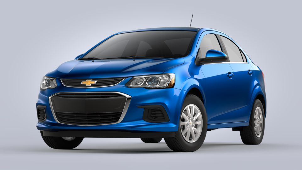 2020 Chevrolet Sonic Vehicle Photo in Safford, AZ 85546