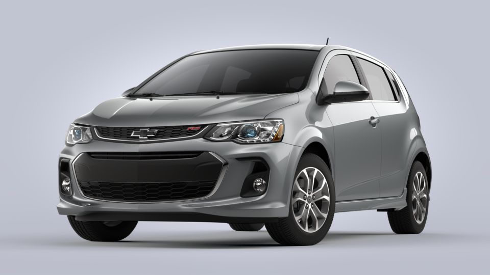 2020 Chevrolet Sonic Vehicle Photo in Spokane, WA 99207