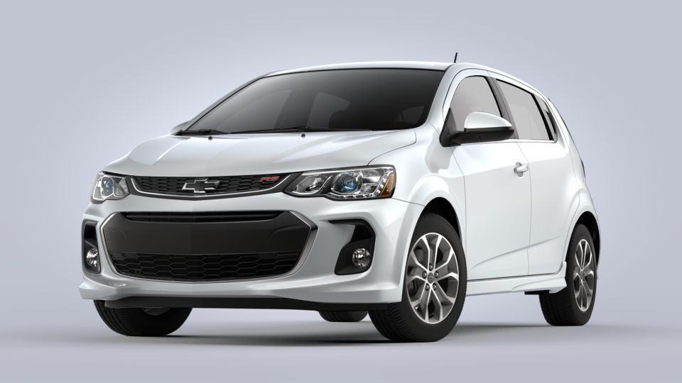 2020 Chevrolet Sonic Vehicle Photo in San Leandro, CA 94577