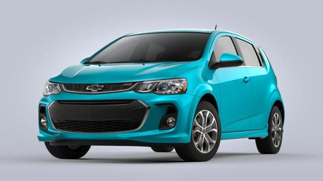 New Oasis Blue 2020 Chevrolet Sonic Hatch Lt Auto For Sale At Autonation Chevrolet Gulf Freeway