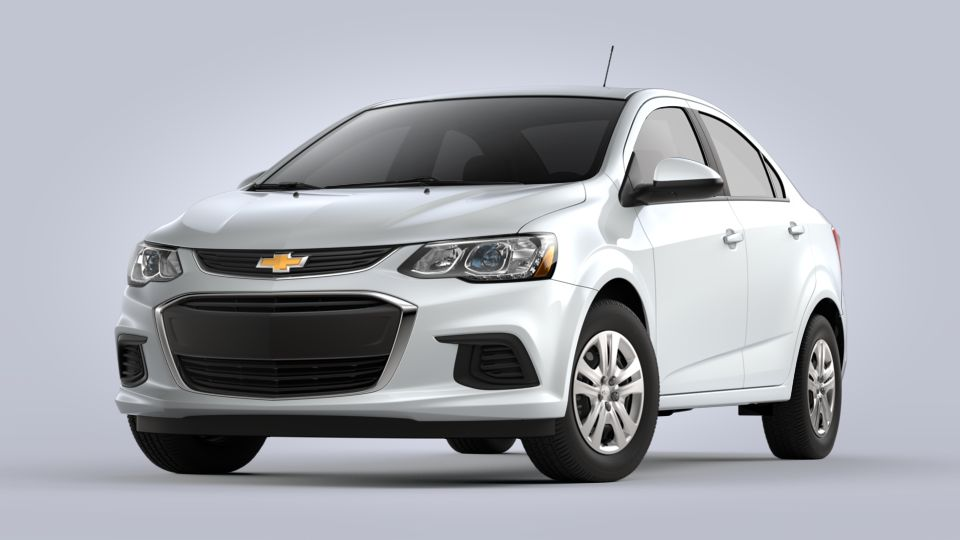 2020 Chevrolet Sonic Vehicle Photo in Greensboro, NC 27407