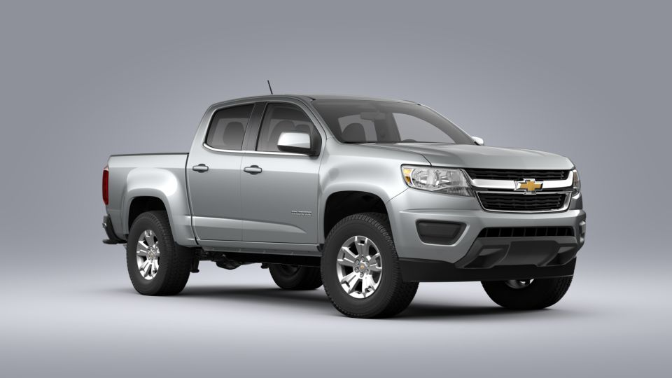 2020 Chevrolet Colorado Vehicle Photo in Monroe, NC 28110