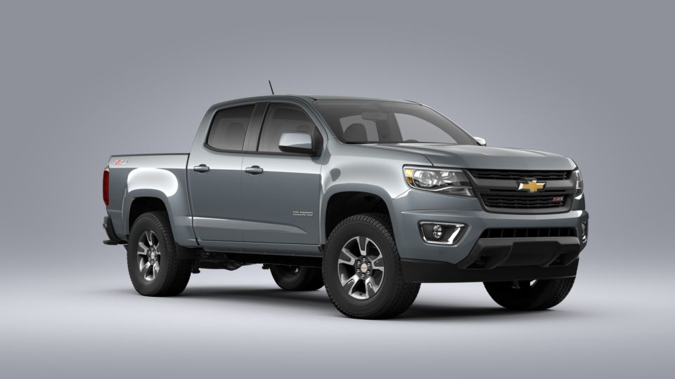 2020 Chevrolet Colorado Vehicle Photo in Chickasha, OK 73018