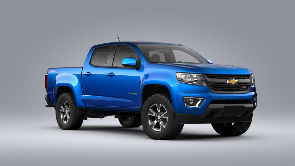 2020 Chevrolet Colorado Vehicle Photo in Minocqua, WI 54548