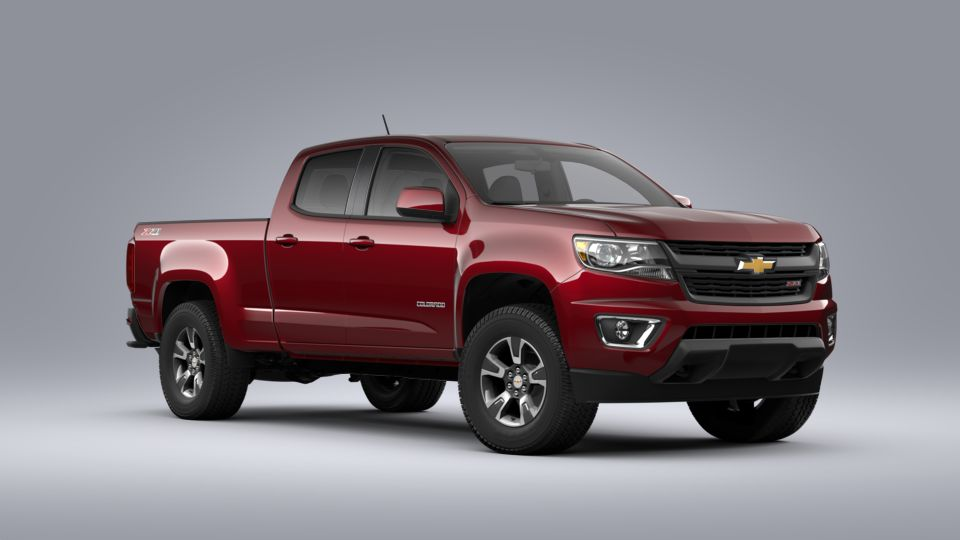 2020 Chevrolet Colorado Vehicle Photo in Thompsontown, PA 17094