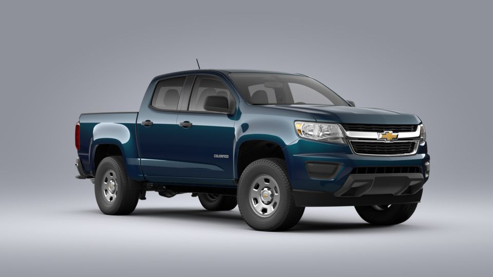 2020 Chevrolet Colorado Vehicle Photo in Columbia, MO 65203-3903