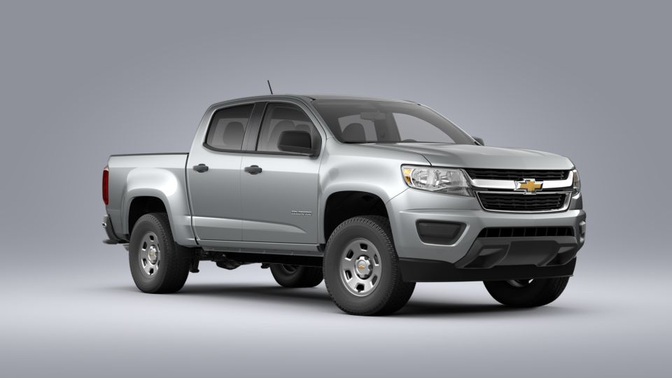 2020 Chevrolet Colorado Vehicle Photo in San Angelo, TX 76903