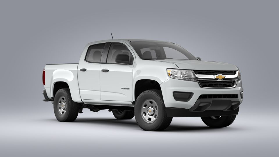 2020 Chevrolet Colorado Vehicle Photo in Gaffney, SC 29341