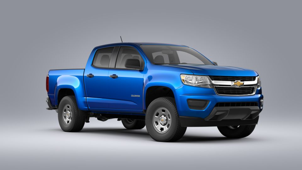 2020 Chevrolet Colorado Vehicle Photo in Van Nuys, CA 91401