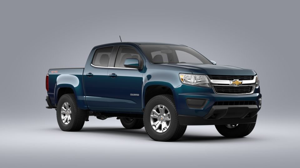 2020 Chevrolet Colorado Vehicle Photo in Boston, NY 14025