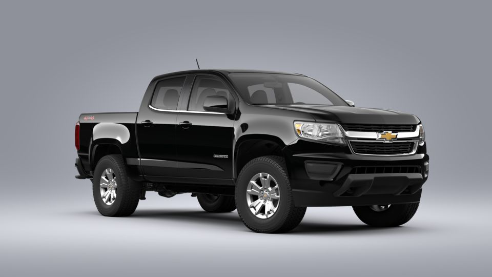 2020 Chevrolet Colorado Vehicle Photo in Champlain, NY 12919