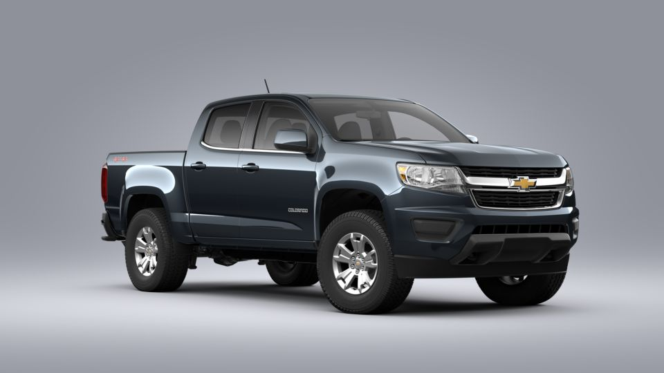 2020 Chevrolet Colorado Vehicle Photo in Mukwonago, WI 53149