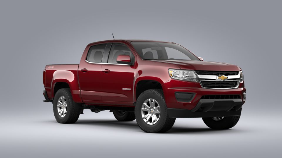 2020 Chevrolet Colorado Vehicle Photo in Ann Arbor, MI 48103