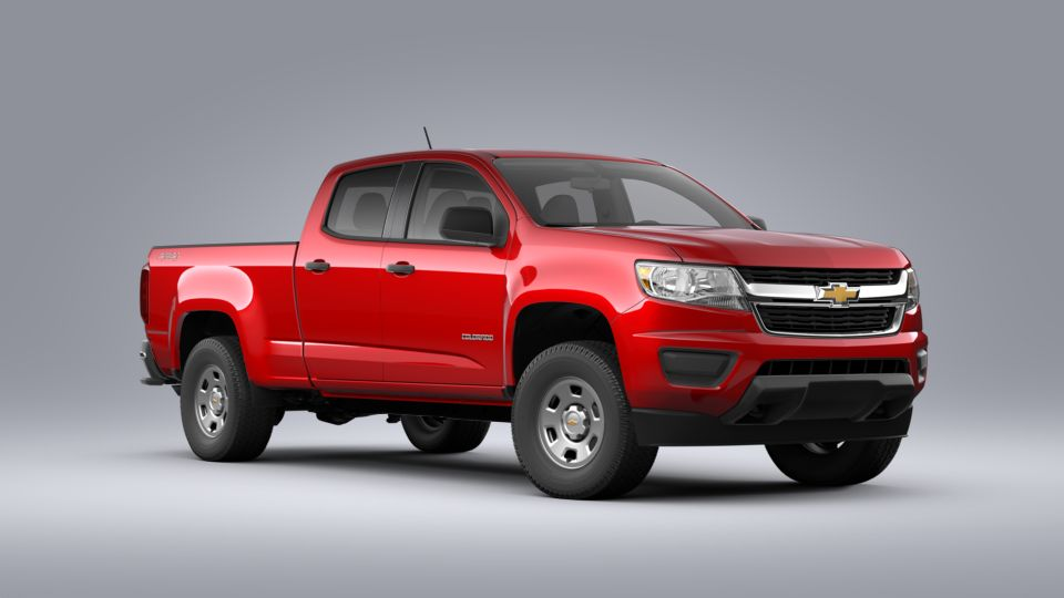 2020 Chevrolet Colorado Vehicle Photo in Wakefield, MA 01880