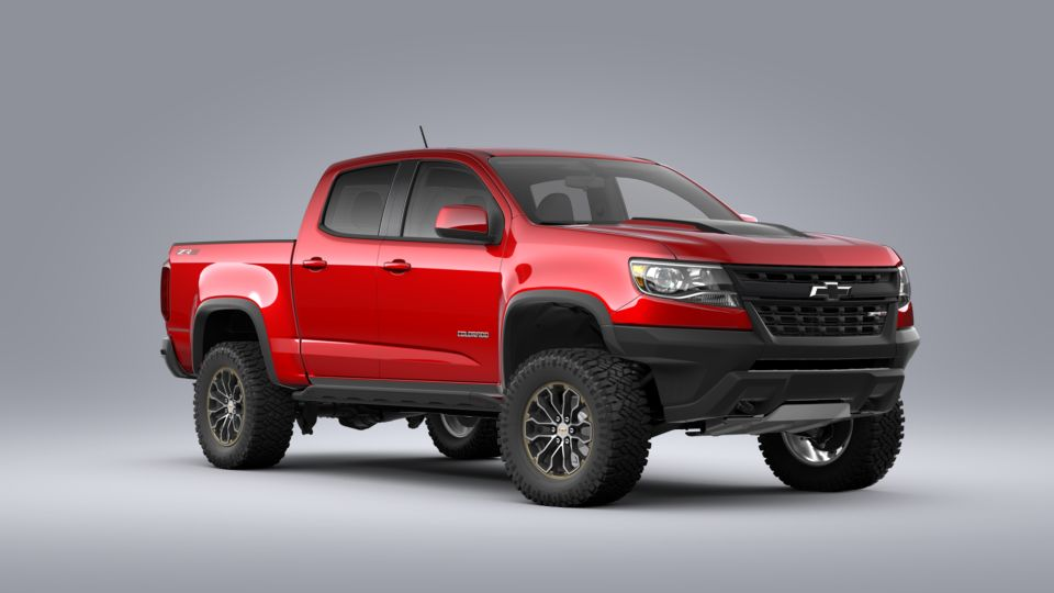 2020 Chevrolet Colorado Vehicle Photo in Safford, AZ 85546
