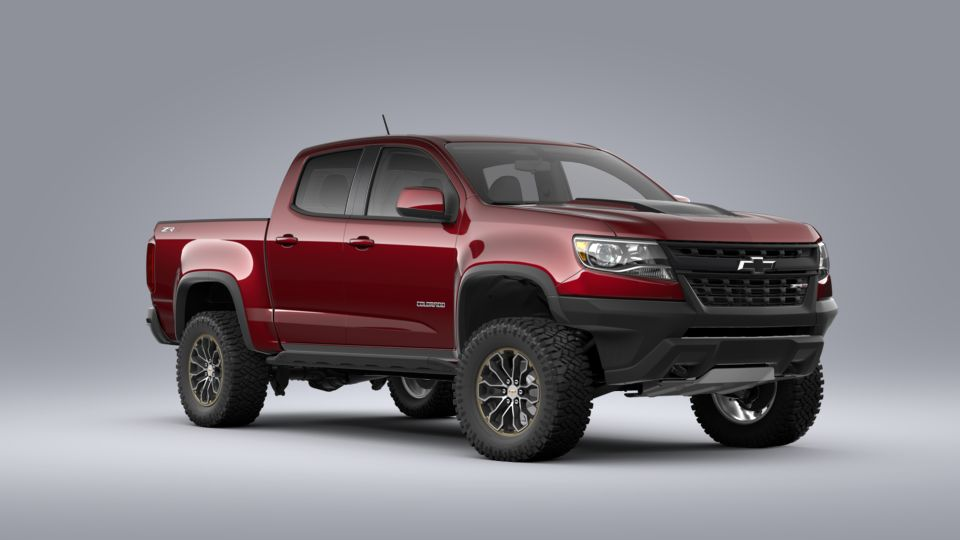 2020 Chevrolet Colorado Vehicle Photo in Spokane, WA 99207