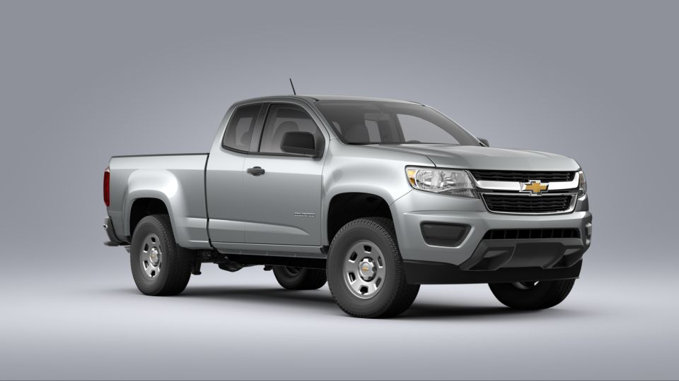 2020 Chevrolet Colorado Vehicle Photo in Clinton, MI 49236