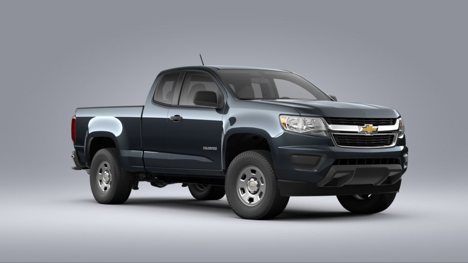 2020 Chevrolet Colorado Vehicle Photo in Albuquerque, NM 87114
