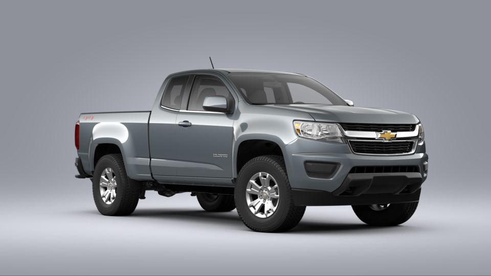 2020 Chevrolet Colorado Vehicle Photo in Worthington, MN 56187
