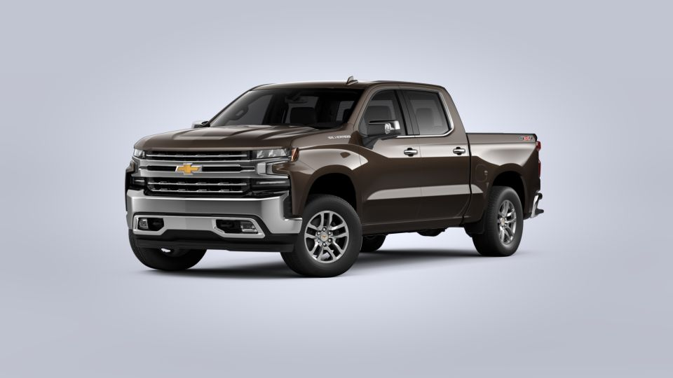 2020 Chevrolet Silverado 1500 Vehicle Photo in Casper, WY 82609