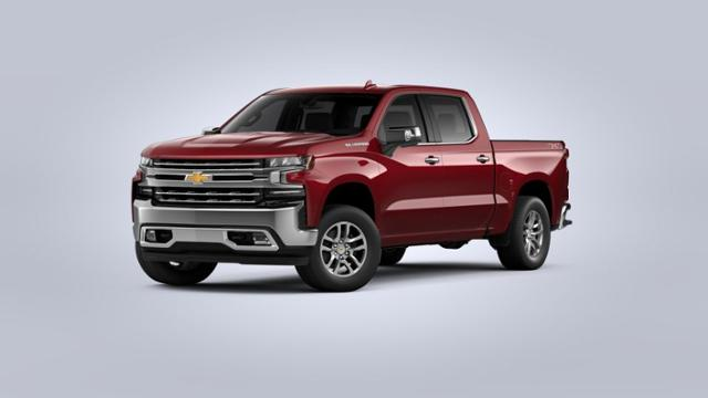Test Drive This new Chevrolet Silverado 1500 in Cajun Red