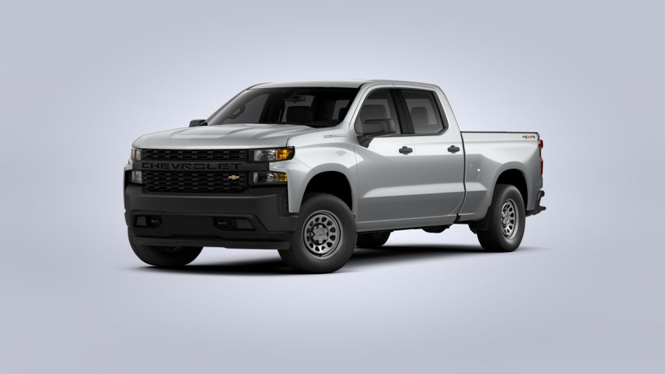 2020 Chevrolet Silverado 1500 photo du véhicule à Val-d'Or, QC J9P 0J6