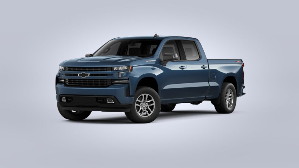 2020 Chevrolet Silverado 1500 Vehicle Photo in Rockville, MD 20852