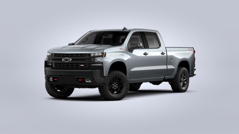 2020 Chevrolet Silverado 1500 Vehicle Photo in Helena, MT 59601