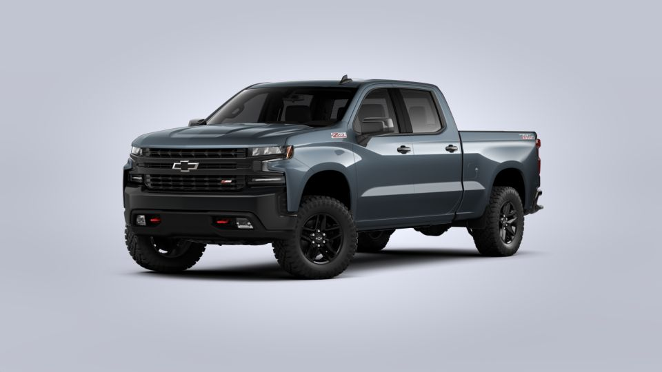 New 2020 Shadow Gray Metallic Chevrolet Silverado 1500 ...