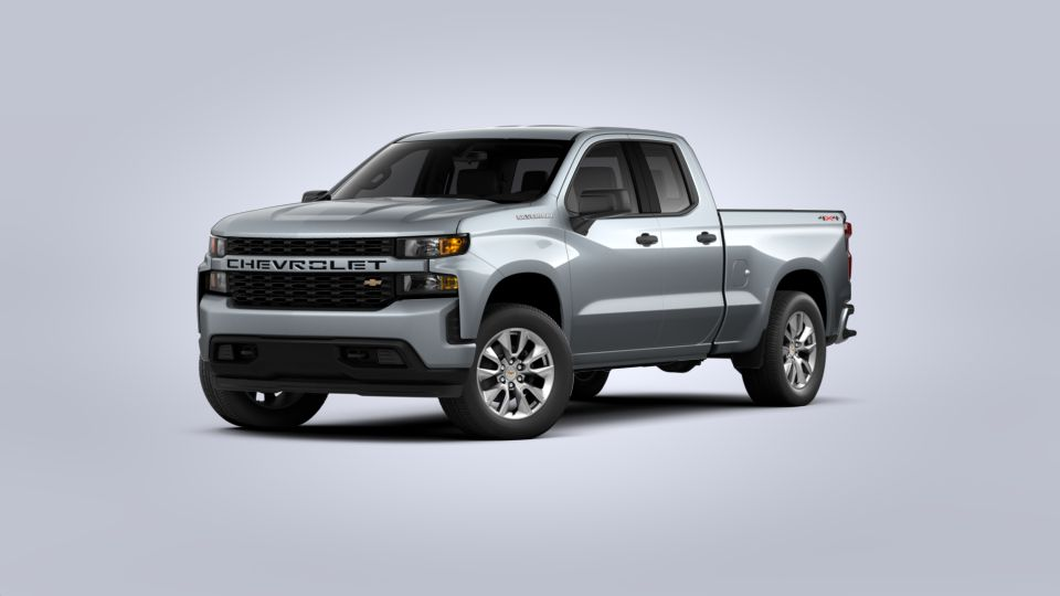 2020 Chevrolet Silverado 1500 Vehicle Photo in Hamden, CT 06517