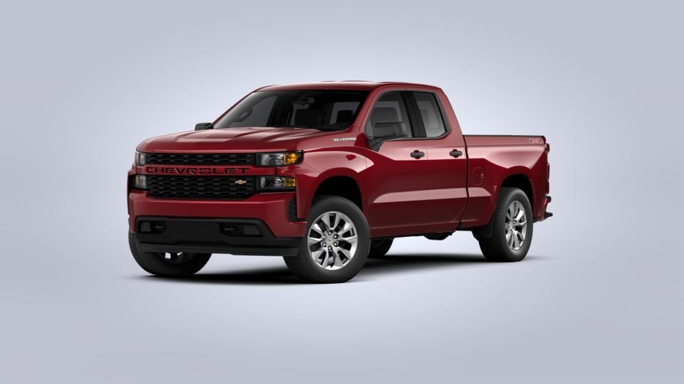 2020 Chevrolet Silverado 1500 Vehicle Photo in Minocqua, WI 54548