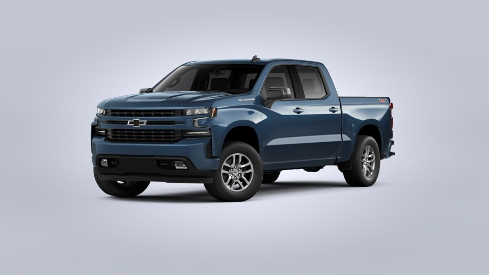 Sands Chevrolet Surprise >> 2020 Chevrolet Silverado 1500 Crew Cab Short Box 4 Wheel