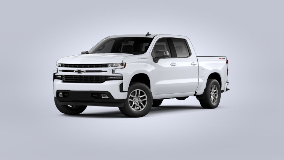 2020 Chevrolet Silverado 1500 Vehicle Photo in Manhattan, KS 66502