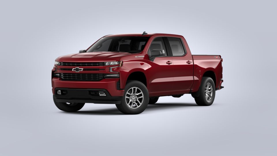 2020 Chevrolet Silverado 1500 Vehicle Photo in Joliet, IL 60435
